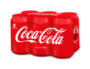 Coca Cola Regular (4x6) blik 33cl