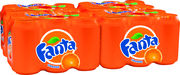 Fanta Orange (4x6) blik 33cl
