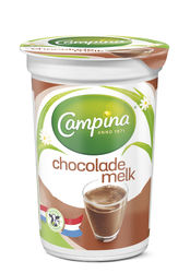 Campina Drinkbeker chocomel 250ml