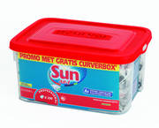 Sun Tabletten all-in-1 in curverbox