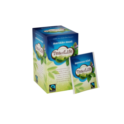 Tea of Life Moroccan mint, fairtrade 2gr