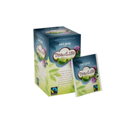 Tea of Life Earl grey, fairtrade 2gr