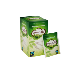 Tea of Life Engelse melange, fairtrade 2gr