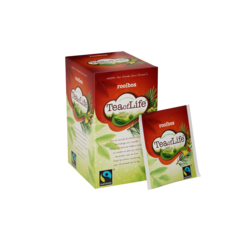 Tea of Life Rooibos, fairtrade 2gr