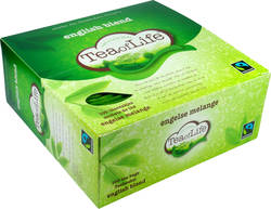 Tea of Life English blend, fairtrade 2gr