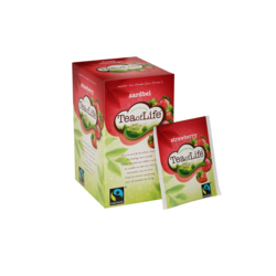 Tea of Life Aardbei 2gr