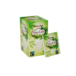 Tea of Life Groene thee, fairtrade 2gr