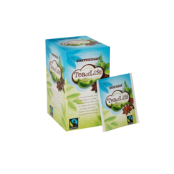 Tea of Life Sterrenmunt, fairtrade 2gr