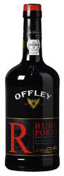 Offley Port rood Ruby 75cl