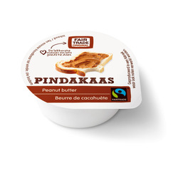 Fair Trade Original Pindakaas 15gr
