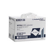 Kimberly Clark Wypall poetspapier X70 wit 1-laags 152v
