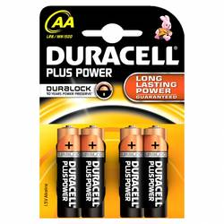 Duracell Batterij mn1500 AA plus power