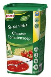 Knorr Superieur Chinese tomatensoep 1,35kg