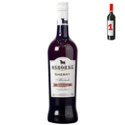 Osborne Sherry medium 75cl
