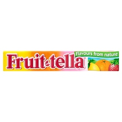 Fruittella Summer fruits 42gr