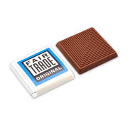 Fair Trade Original Carre chocolade melk