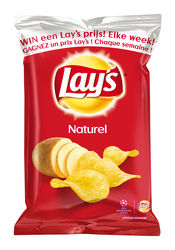 Lay's Chips naturel 40gr