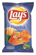 Lay's Chips paprika 175gr