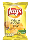 Lay's Chips patatje joppie 40gr