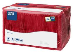 Tork Servetten Bordeaux 1-laags 33x33cm
