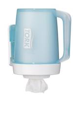 Tork Dispenser poetsrol mini portable turquoise