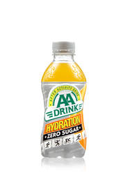 AA-Drink Hydration zero 33cl