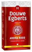 Douwe Egberts Koffie rood snelfilter grove maling 500gr