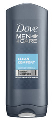 Dove Shower for men clean comfort 400ml
