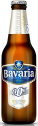 Bavaria Bier wit 0,0% fles 30cl