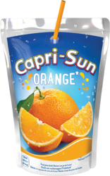 Capri-Sun Orange 10pack 20cl