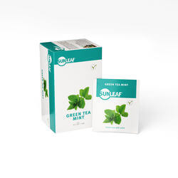 Sunleaf Green tea mint 2gr