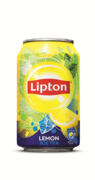 Lipton Ice Tea lemon kzv blik 33cl