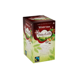 Tea of Life Winterthee, fairtrade 2gr