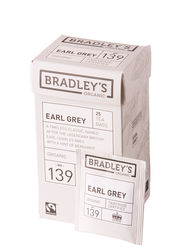 Bradley's Earl grey, fairtrade + biologisch 2gr