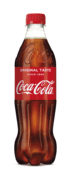 Coca Cola Regular petfles 50cl