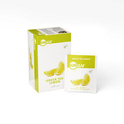 Sunleaf Green tea lemon 2gr