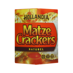 Hollandia Matzes cracker 100gr