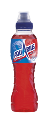 Aquarius Red peach petfles 50cl