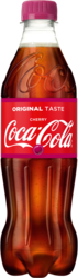 Coca Cola Cherry petfles 50cl