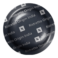 Nespresso Ristretto origin India pads
