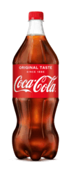 Coca Cola Regular petfles 1,25lt