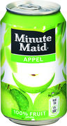 Minute Maid Appel blik 33cl