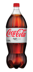 Coca Cola Light petfles 1,25lt
