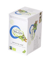 Tea of Life Moroccan mint fairtrade + biologisch 1,75gr