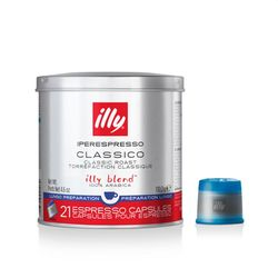 Illy Koffie Iperespresso Professional lungo 50 capsules