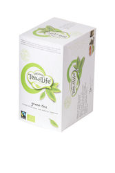 Tea of Life Groene thee fairtrade + biologisch 1,75gr