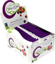 Tea of Life Bosvruchten, fairtrade + biologisch 1,75gr