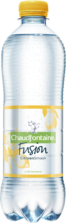 Chaudfontaine Mineraalwater fusion citroen petfles 50cl
