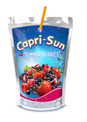 Capri-Sun Summer berries 10pack 20cl