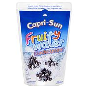 Capri-Sun Fruity water blackcurrent 10pack 20cl